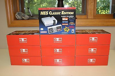 Nintendo Nes Classic Issue -PRO Hacked/Modded Over 800+ Games SNES N64 GENESIS