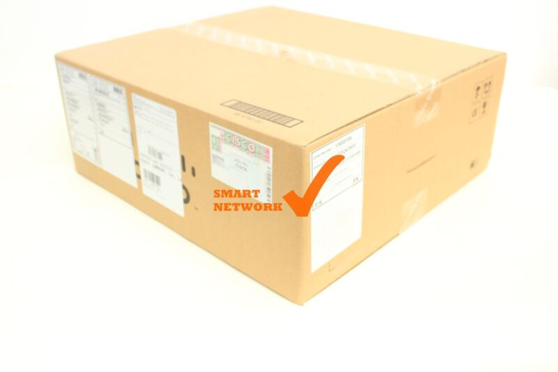 New Cisco Ws-c3850-48f-s Catalyst 48 Poe+ Ip Base Switch 1100w Ac Power