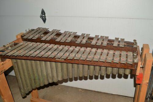 Antique/Vintage J.C. DEAGAN 7115 Bowed MARIMBAPHONE Xylophone Serial#5048