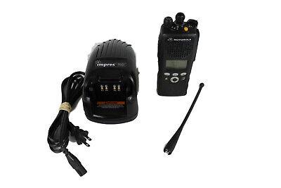Motorola Xts2500 Model 2 700800mhz 800ch Digital P25 - An Model