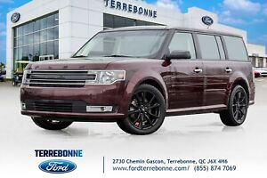 2017 Ford Flex SEL awd cuir toit pano et navigation