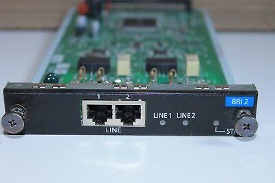 Usado, Panasonic KX BRI2 BRI 2 card module pabx NCP comprar usado  Enviando para Brazil