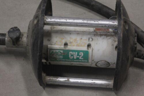 "MQ CV-2 Concrete Vibrator 11Ft. 1.5"" Tip"