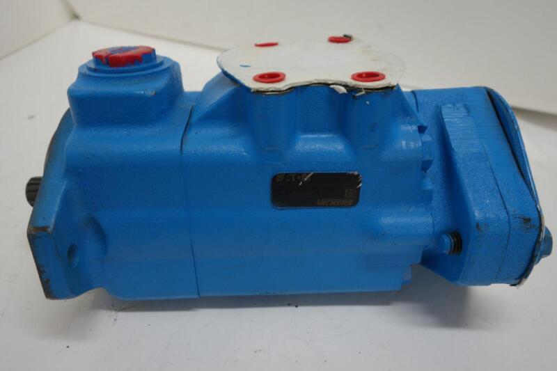 Vickers hydraulic pump ebay for Cessna hydraulic motor identification