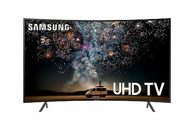 "*BNIB* Samsung 55"" Smart Curved TV 4K UHD 7 Series RU7300 - Flat Shipping IN US"