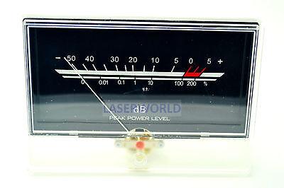 P-134-1 Vu Meter Level Meter Audio Volume Db Meter Level Back Light