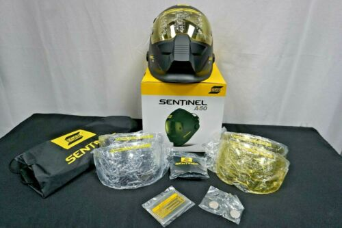 ESAB A50 Halo Sentine Automatic Welding Helmet W/ FREE Accessories 0700000800