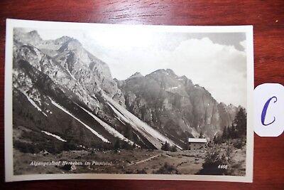 Postkarte Ansichtskarte Österreich Austria Alpengasthof