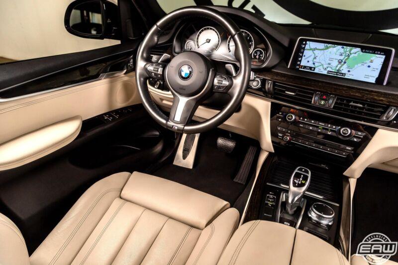 Image 7 Voiture Européenne d'occasion BMW X5 2018