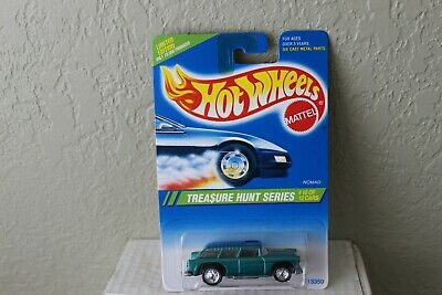Hot Wheels 1995 Treasure Hunt #10 Nomad