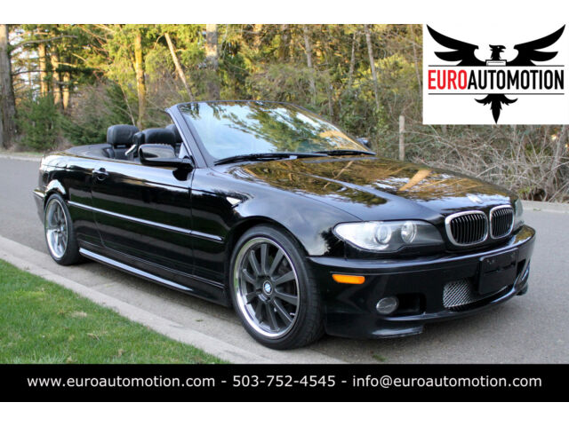2005 bmw 330ci zhp 6 speed convertible used bmw 330ci. Black Bedroom Furniture Sets. Home Design Ideas