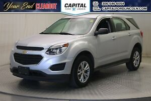 2017 Chevrolet Equinox LS AWD **New Arrival**