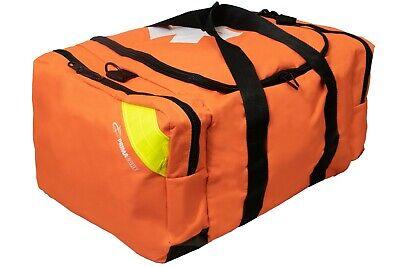 Emergency Emt First Responder Trauma Bag- Orange L 21 X W 12 X H 9