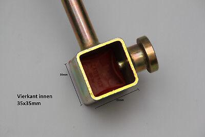 Handkurbel Kurbel f. ALKO Seilwinde 901-A, 1201-A, ALKO 901 Plus Optima Kurbel