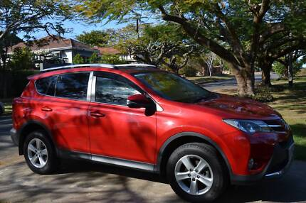 2013 Toyota RAV4 SUV AWD Wavell Heights Brisbane North East Preview