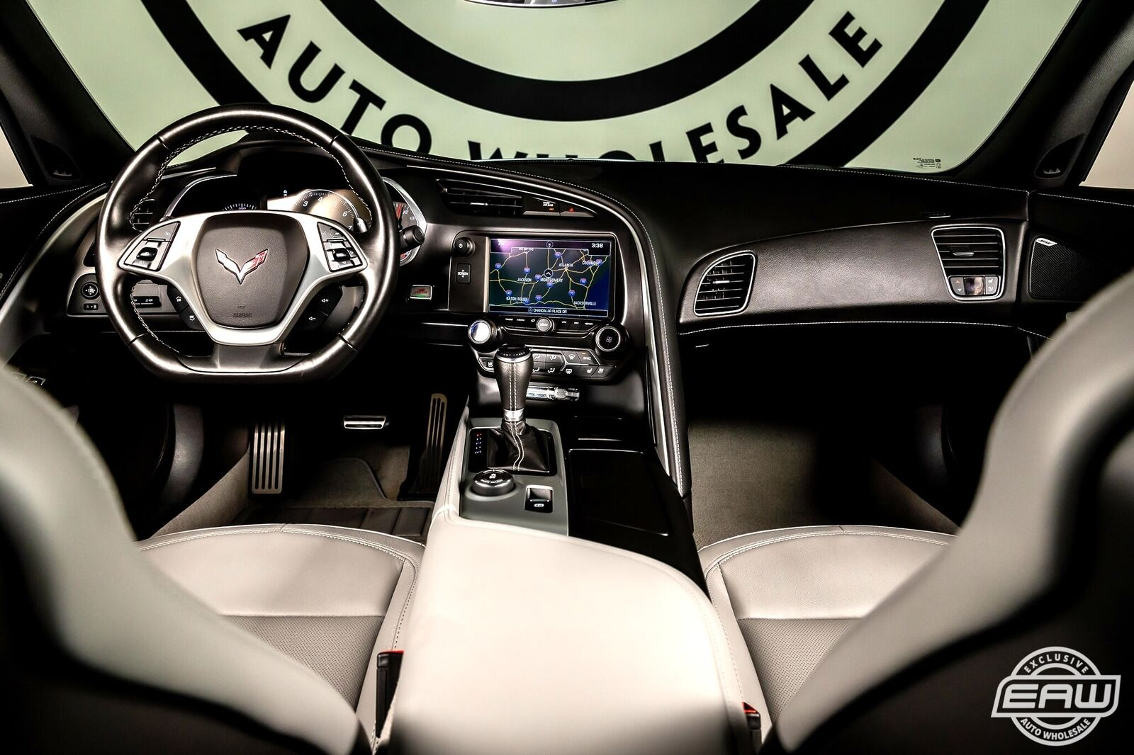 2017 Silver Chevrolet Corvette Grand Sport 2LT | C7 Corvette Photo 2
