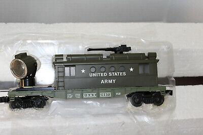 Lionel #26872 U.S. ARMY SECURITY CAR