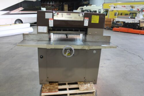 "Challenge Model DIAMOND Industrial Paper Shear 26.5"" Wide"