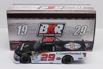 2017 Chase Briscoe  29 Cooper Standard Throwback 1 24 Action 673 Made In Stock