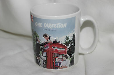 é One Direction Take me Home England Telephone (One Direction Tassen)