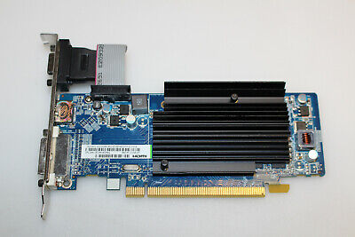 Carte graphique PCIE SAPPHIRE AMD Radeon HD 5450 / 2GB (299-1E199-600SA)