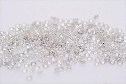 .50ctw 1/2ctw Wholesale Lot of 1.95-1.90mm .03ct each Loose Round Diamonds