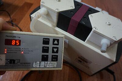 Knf Laboport Neuberger Vacuum Pump  Diaphragm Un820.3 Ftp  Edwards