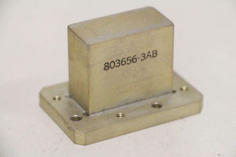 Harris Farinon Microwave Associates 803656-3AB Waveguide