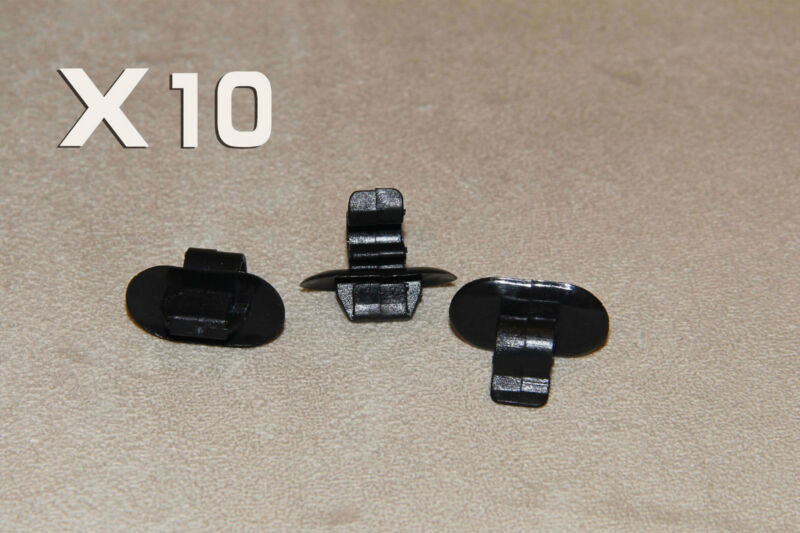LEXUS HOOD BONNET BRAKE CLUTCH PIPE&CABLE HOLDER CLIPS 10PCS