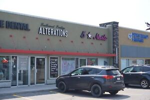 Alterations business for sale