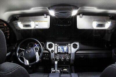 Fit Toyota Tundra 2014-2019 2020 Samsung LED Premium Interior Kit Super White