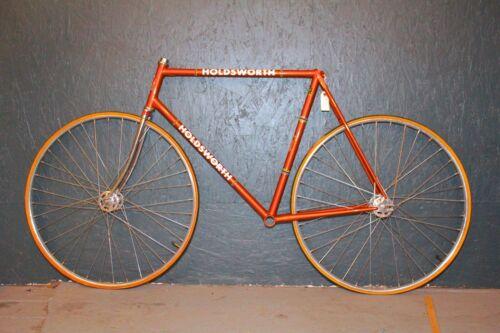 Holdsworth track frame set 57cm vintage professionally restored
