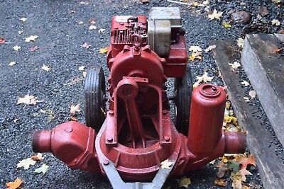 3 Diaphragm Commercial Grade Trash Pump Briggs 5hp Engine