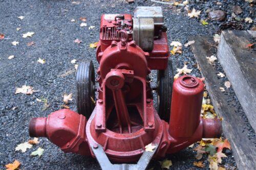 "3"" Diaphragm Commercial Grade Trash Pump Briggs 5hp Engine"