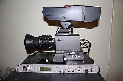 JVC KA-F5602U Studio Camera  Kit W/ Fujinon S14x7.5BRM-4 Zoom Video Lens Zoom Studio Kit