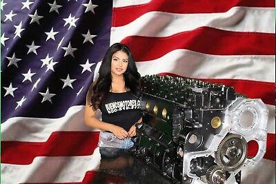 Remanufactured Engine Blocks (5.9 CUMMINS REMANUFACTURED  DIESEL LONG BLOCK ENGINE 1998-2003 )