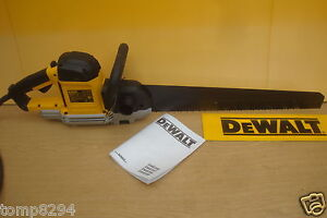 BRAND NEW DEWALT DWE397 430MM ALLIGATOR RECIP SAW 240V