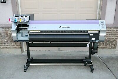 Mimaki Jv33-130 Eco-solvent Printer Mutoh Roland Graphtec Summa Plotter 150 160