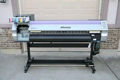 Mimaki Jv33-130 Solvent Printer New Head Mutoh Roland Graphtec Summa Plotter