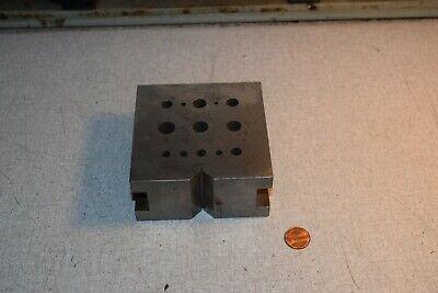 Machinist Tool Block Milling