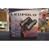 Leupold BX-2 Acadia 10x42mm Center Focus Roof Prism Binoculars Black #119191