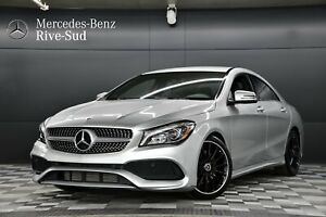 2018 Mercedes Benz CLA-Class 4MATIC COUPE, ENSEMBLE SPORT/SPORTS