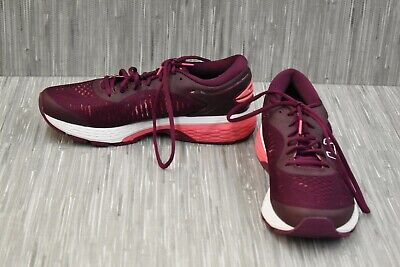 Asics Gel-Kayano 25 1012A026 Running Shoes - Women's Size 9.5, Berry