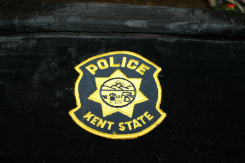 US Kent  State Ohio Police Patch