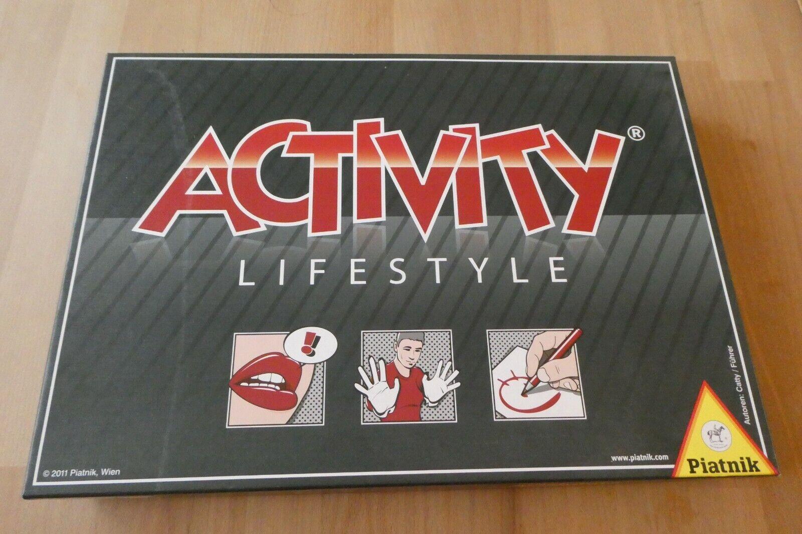 ACTIVITY  LIFESTYLE    -   PIATNIK