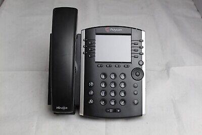 Lot Of 10 Polycom Vvx 411 Gigabit Hd Voice Business Office Ip Phones
