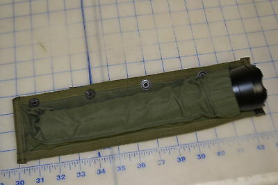 heed pouch maglight flashlight MOLLE maglite for vest USA made (Maglite Green Flashlight)