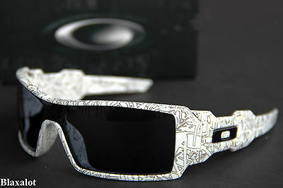 36410fb2c6d Oakley Oil Rig White Sunglasses « One More Soul