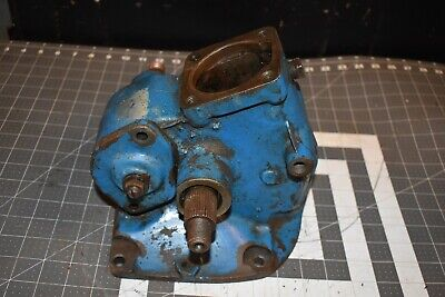 Ford Tractor 801 841 861 4000 Lower Power Steering Gear Box