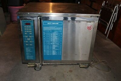Alto Shaam Commercial Cook And Hold Oven Model As-2000